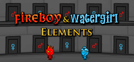 【steam】森林冰火人5元素神殿(Fireboy & Watergirl: Elements)